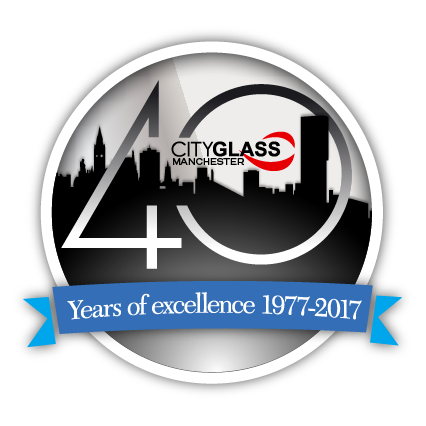 City Glass & Windows Manchester 40 year anniversary